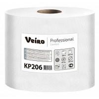 Полотенца бумажные в рулонах с центральной вытяжкой Veiro Professional Comfort KP206