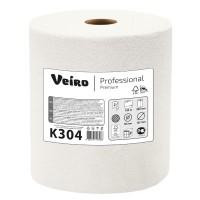 Полотенца бумажные в рулонах Veiro Professional Premium K304