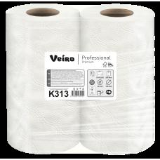 Полотенца бумажные в рулонах Veiro Professional Premium K313